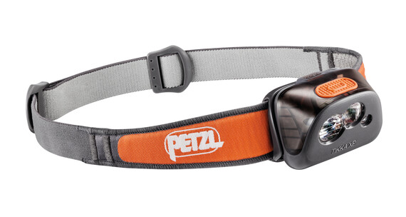 Petzl Tikka XP Pandelampe orange